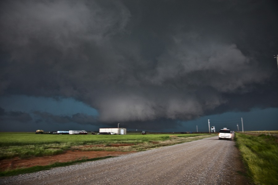 El Reno Tornado Power Flashes 31st May 2013